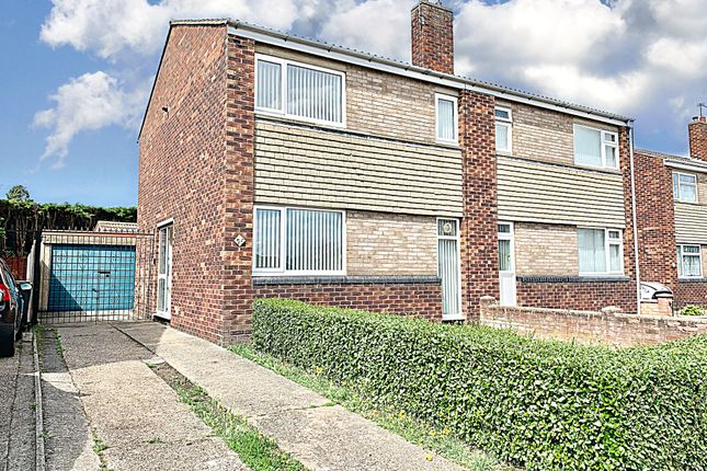 Thumbnail Semi-detached house to rent in The Links, Bedford
