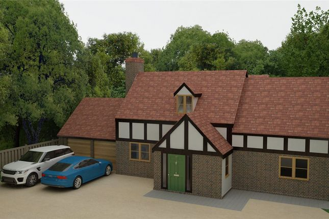 Thumbnail Detached house for sale in Mill Lane, Wadborough, Worcester, Worcestershire