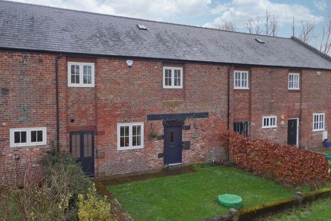 Thumbnail Barn conversion for sale in Rose Farm Barns, Aston Juxta Mondrum, Cheshire