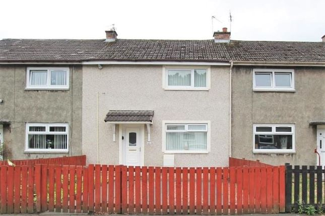 Thumbnail Terraced house for sale in Hazeldean Crescent, Wishaw