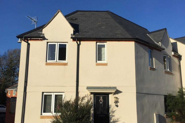 Thumbnail Semi-detached house for sale in Templer Place, Bovey Tracey, Newton Abbot