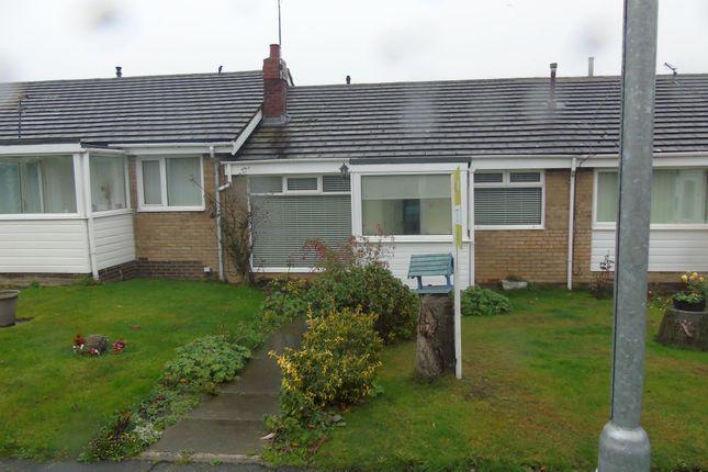 Thumbnail Bungalow to rent in Coquet Drive, Ellington, Morpeth
