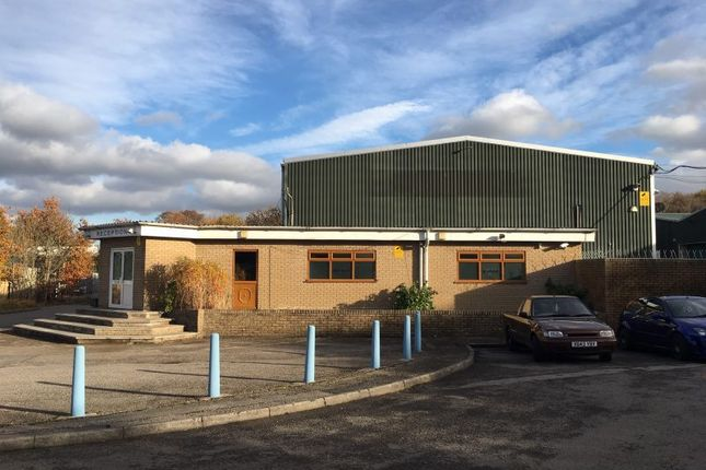 Thumbnail Industrial to let in Unit 5, Western Industrial Estate, Lon-Y-Llyn, Caerphilly