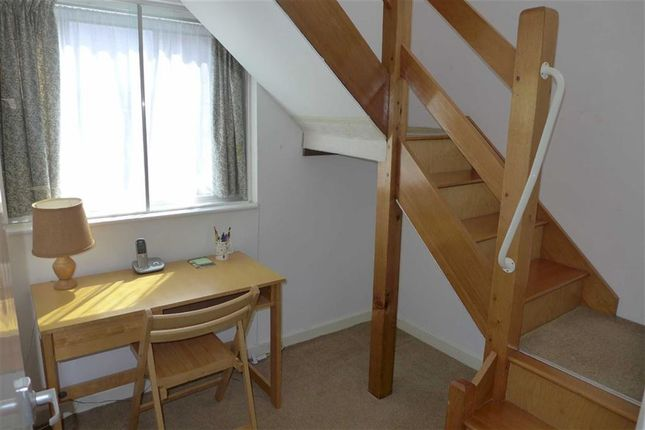 Study Area of Maeshendre, Aberystwyth, Ceredigion SY23