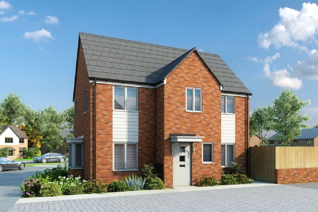 Thumbnail Detached house for sale in Anson Road, West Bromwich