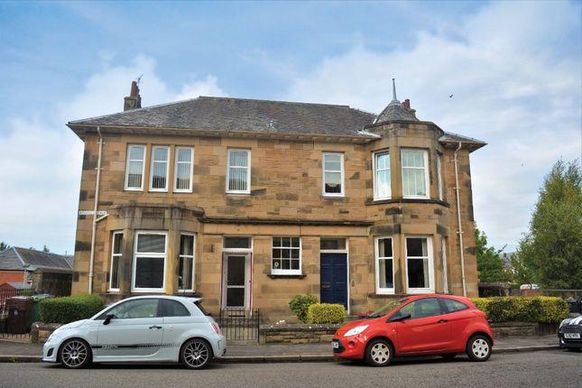 Thumbnail Flat for sale in Argyll Avenue, Riverside, Stirling