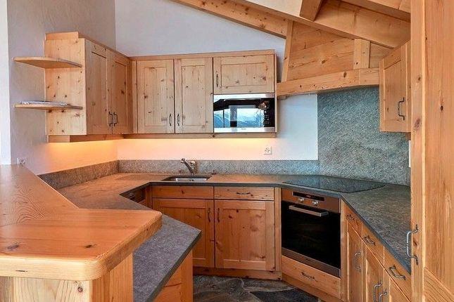 Kitchen of Verbier, 1936 Bagnes, Switzerland