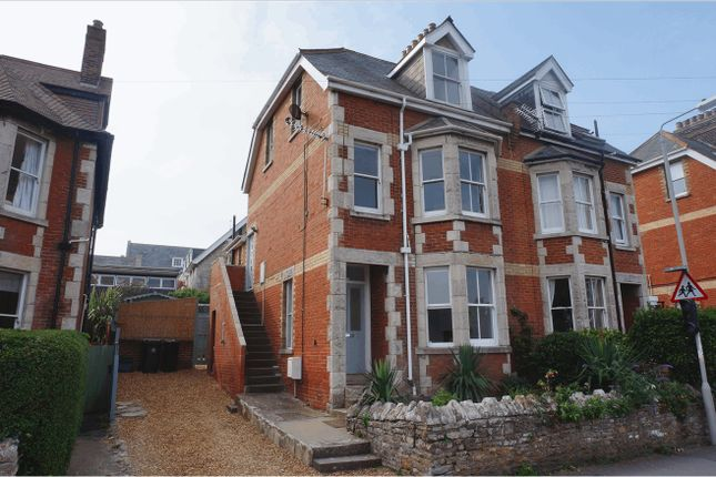 2 bed flat for sale in Queens Road, Swanage