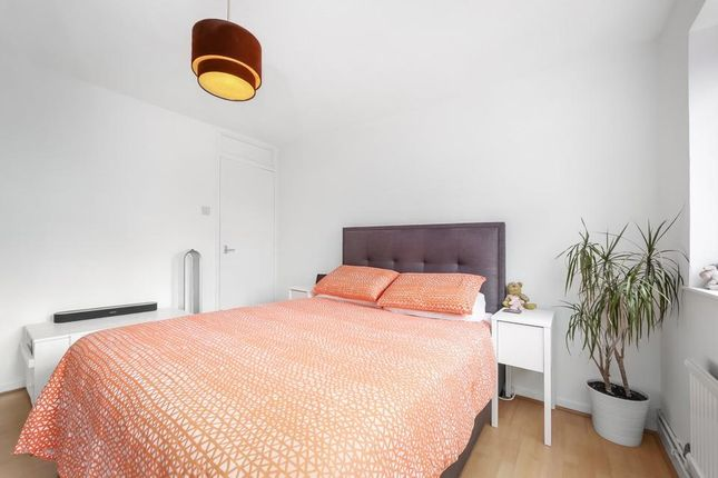 First Bedroom of Brierly Gardens, London E2