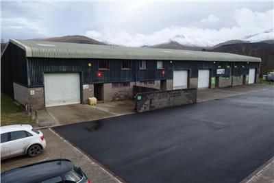Thumbnail Light industrial to let in Unit 4, Coed Y Parc Industrial Estate, Bethesda, Bangor, Gwynedd