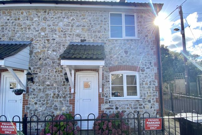 3 bed end terrace house to rent in Combe Hill, Combe St Nicholas TA20