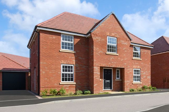 """4 bed detached house for sale in """"Winstone"""" at St. Benedicts Way, Ryhope, Sunderland SR2"""