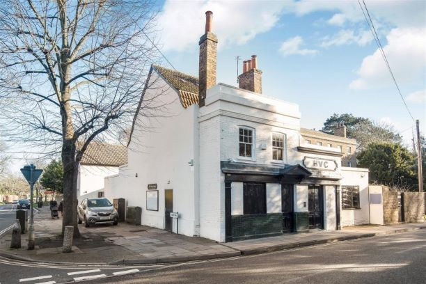 Thumbnail Pub/bar for sale in Former Royal Oak Public House, Ham, Richmond Upon Thames