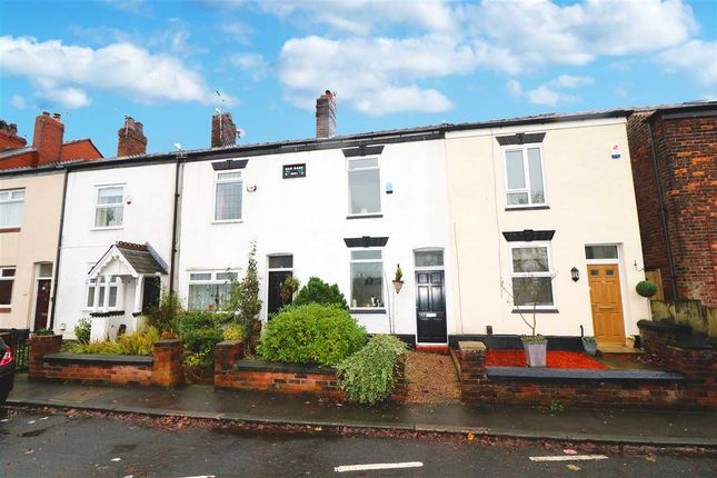 Thumbnail Terraced house to rent in Leigh Road, Boothstown