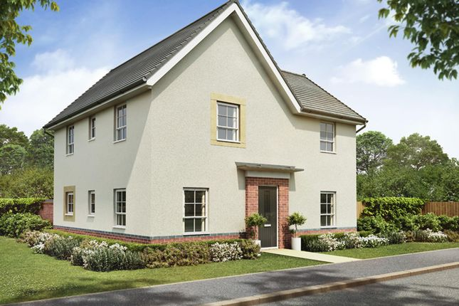 "Thumbnail Detached house for sale in ""Alderney"" at Lightfoot Lane, Fulwood, Preston"