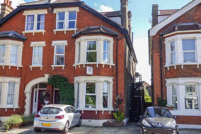 Thumbnail Semi-detached house for sale in Pelham Road, Northfleet, Gravesend