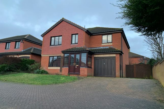Thumbnail Detached house for sale in Cowslip Lane, Sheringham