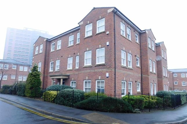 Thumbnail Flat for sale in Hatters Court, Stockport, Stockport