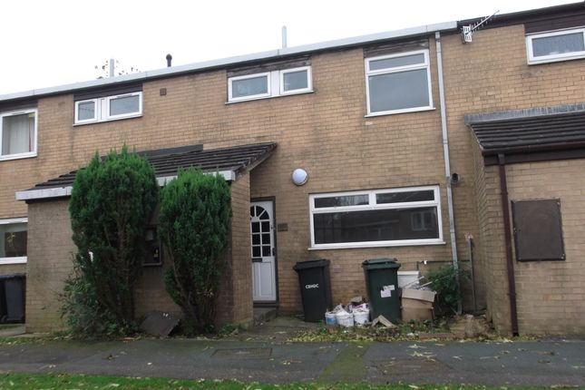 Thumbnail Town house to rent in Ryedale Way, Bradford