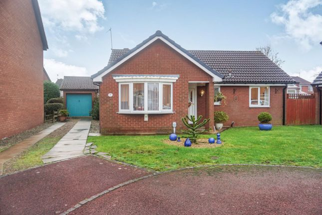 Thumbnail Detached bungalow for sale in Pinewood Grove, Hull