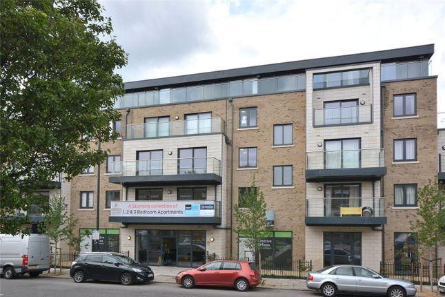 Exterior of Argo House, 180 Kilburn Park Road, Kilburn Park, London NW6