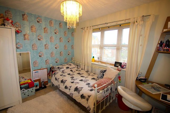 Bedroom Two of Jewsbury Way, Thorpe Astley, Braunstone, Leicester LE3