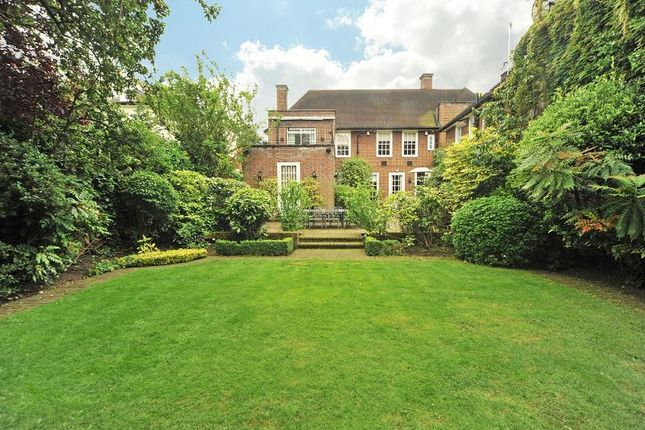 Thumbnail Detached house for sale in St Johns Wood, London