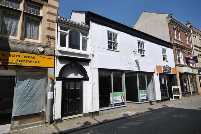 Thumbnail Flat for sale in Eastgate, Joy Street, Barnstaple
