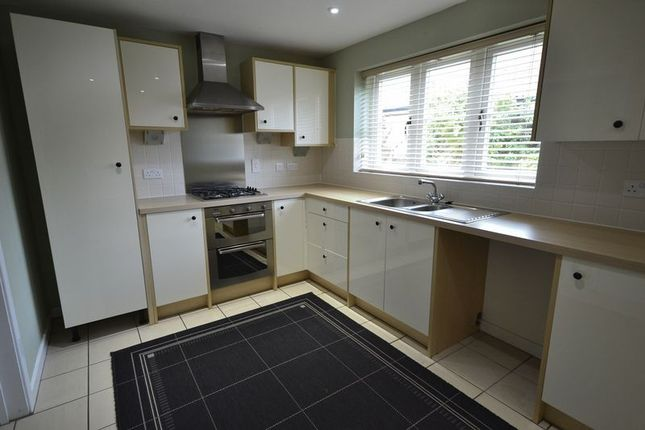 Thumbnail Detached house to rent in Hepburn Crescent, Oxley Park, Milton Keynes