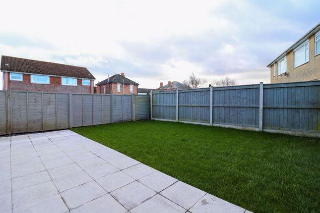 Rear Garden of Rosebud Avenue, Winton, Bournemouth BH9