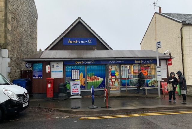Thumbnail Retail premises to let in Main Street, Cardross