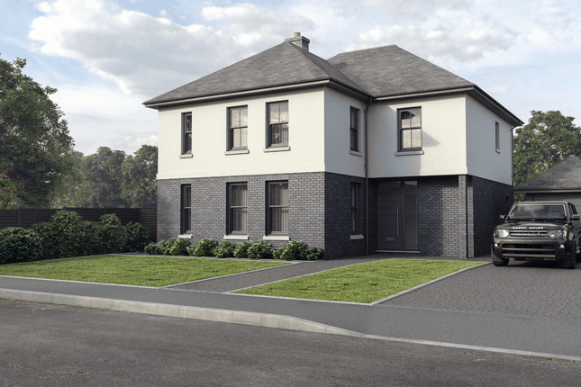 4 bed detached house for sale in Stanborough Park, Elburton, Plymouth PL9