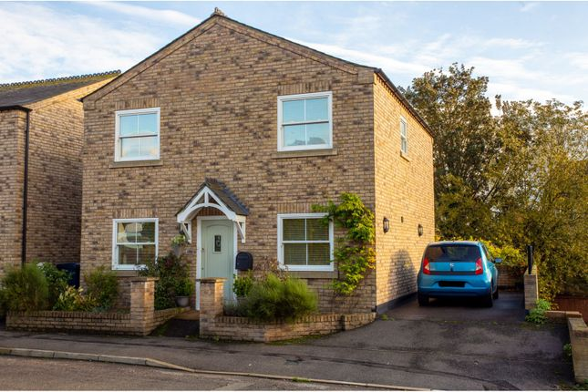 Thumbnail Detached house for sale in Pound Road, Chatteris