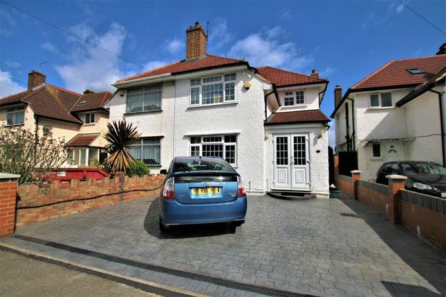 Thumbnail Semi-detached house to rent in Summerhouse Avenue, Heston, Hounslow