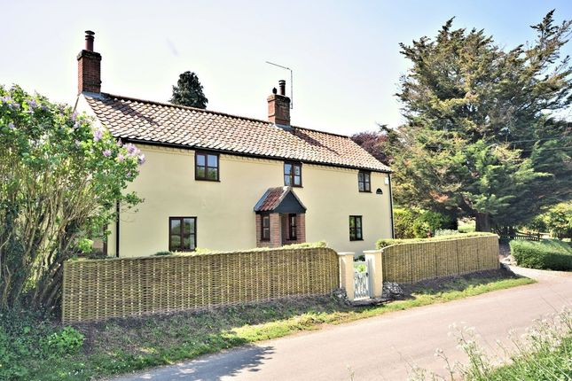 Thumbnail Detached house for sale in North Street, Great Dunham, King's Lynn