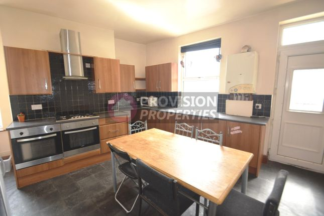Thumbnail Terraced house to rent in Hill Top Street, Hyde Park, Leeds