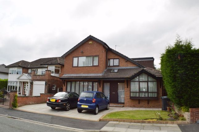 7 bed detached house for sale in Wentworth Avenue, Whitefield, Manchester
