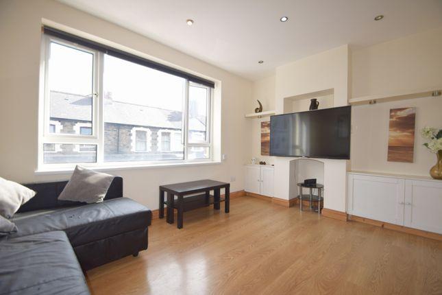 Studio to rent in Kings Road, Cardiff CF11