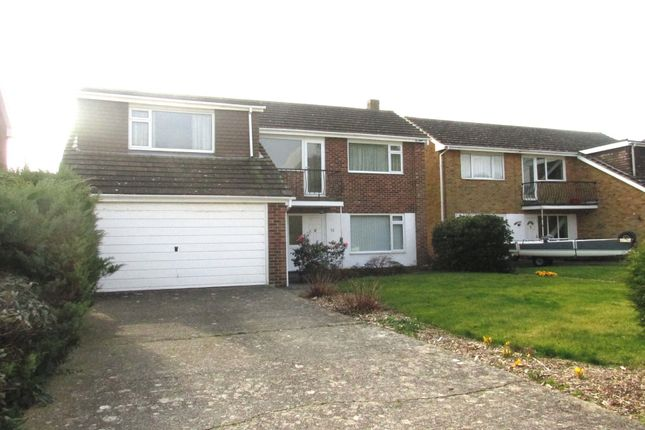 Thumbnail Detached House For Sale In Western Way Gosport Hampshire