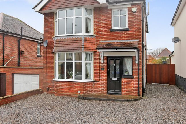 Thumbnail Detached house for sale in Monastery Road, Southampton