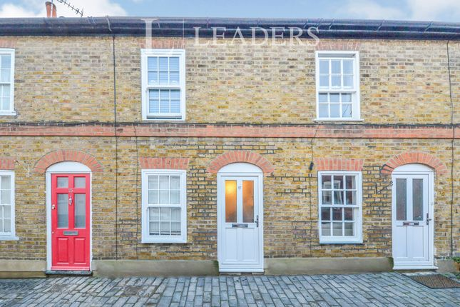 Thumbnail Terraced house to rent in College Place, St.Albans