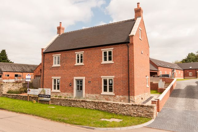 Thumbnail Detached house for sale in Hall Gate, Diseworth, Derby