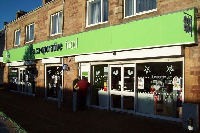 Thumbnail Retail premises to let in King Edward Court, King Street, Invergordon