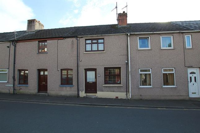 Thumbnail Terraced house to rent in Priory Row, Maendu Street, Brecon