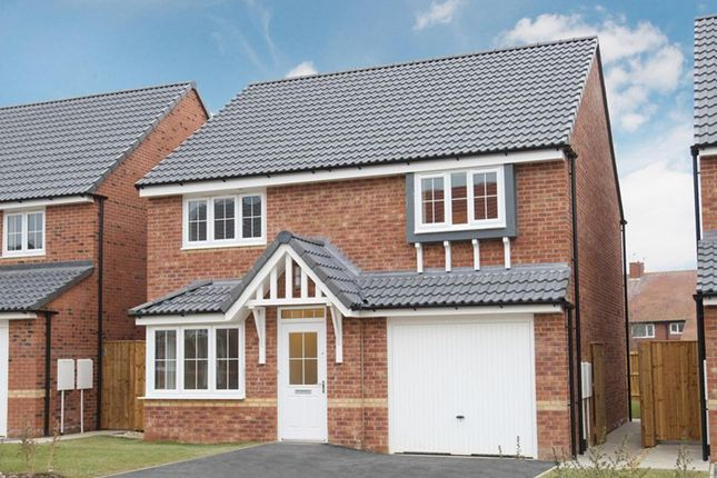 """Thumbnail Detached house for sale in """"Tetbury"""" at Bruntcliffe Road, Morley, Leeds"""