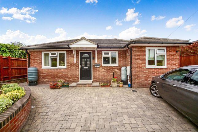 Thumbnail Detached bungalow for sale in The Ridgewaye, Southborough, Tunbridge Wells