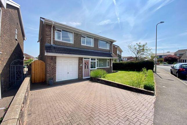 Thumbnail Detached house for sale in 2 Grange Crescent, Coychurch, Bridgend