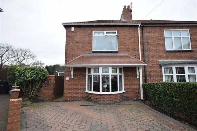 Semi-detached house for sale in Margaret Grove, Simonside, South Shields
