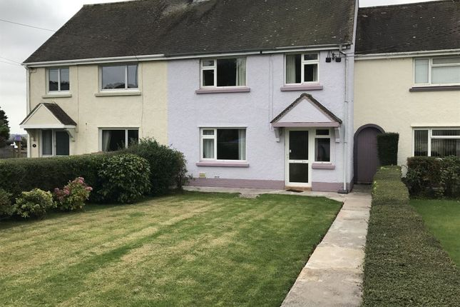 Thumbnail Terraced house to rent in Gilead, Maidenwells, Pembroke