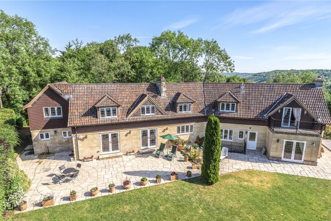 Thumbnail Detached house for sale in Limpley Stoke, Bath